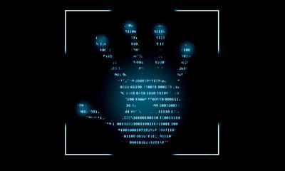 手のひら生体認証によるタイムレコーダー勤怠管理システム