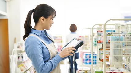 食品スーパー人件費削減